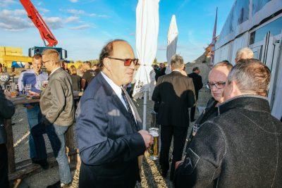 Eröffnung Werk Krems von Lasselsberger
