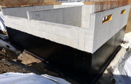Lasselsberger errichtet eine Recyclinganlage für Baurestmassen in Pöchlarn - Bilder vom Baufortschritt